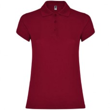 ŽENSKA POLO MAJICA ROLY STAR / BORDO